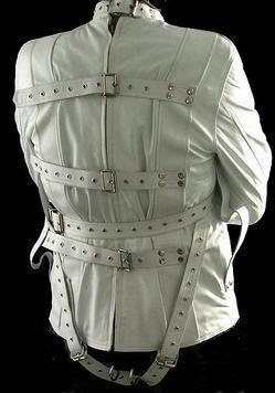 Authentic Straight Jacket - JacketIn