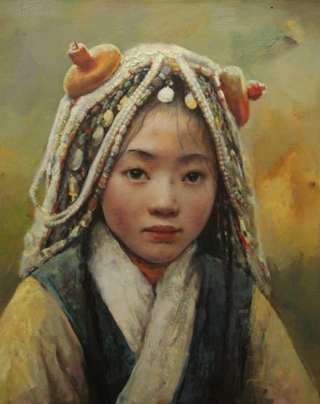 Artist: Tang Wei Min, Title: Spring - click to close window