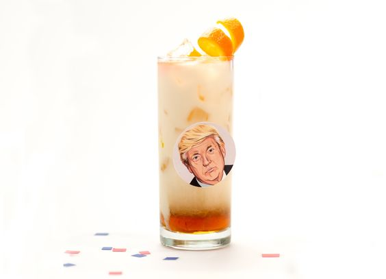 Trump's Towering Inferno and other cocktails inspired by presidential candidates