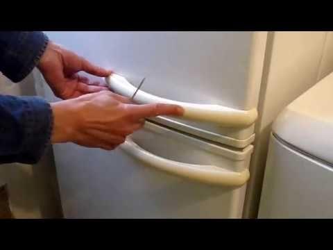 Comment Reparer Les Poignees De Portes De Congelateurs Comment Reparer Poignee De Porte Reparer