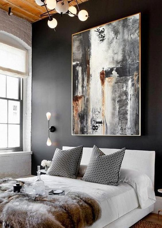 """""""Urban Style"""" Abstract Art Painting Contemporary Art  -  #Abstract #Art #Contemporary #Painting #Style #Urban"""