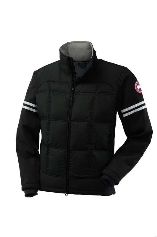 HyBridge Canada Goose Jacket Men Black     CAD314.69  http://www.downjacketcheapsale.com/canada-goose-men-canada-goose-hybridge-jackets-c-184_223