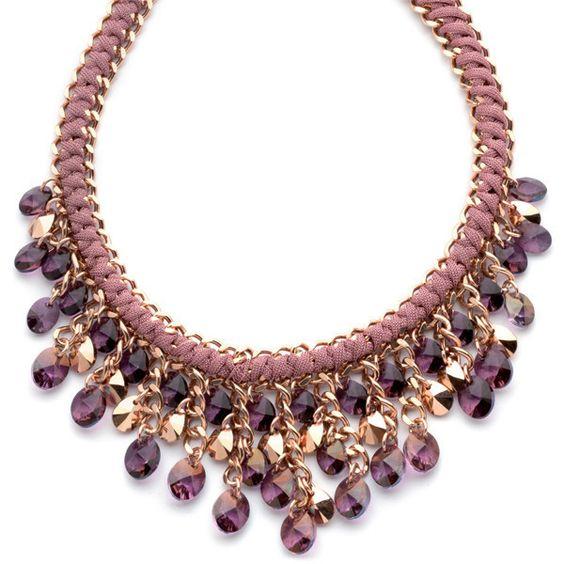 Collar piedras collares pinterest telas collares y - Piedras para collares ...