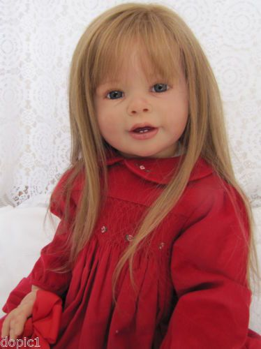 "Nancy's Lil Darlings CUSTOM Reborn Katie Marie by Ann Timmerman 30"" Toddler 