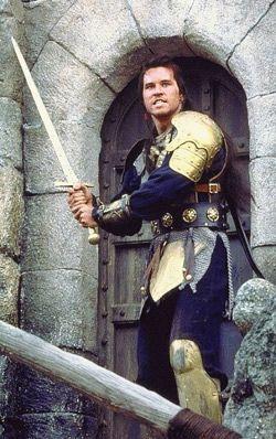 Val Kilmer in the movie Willow.