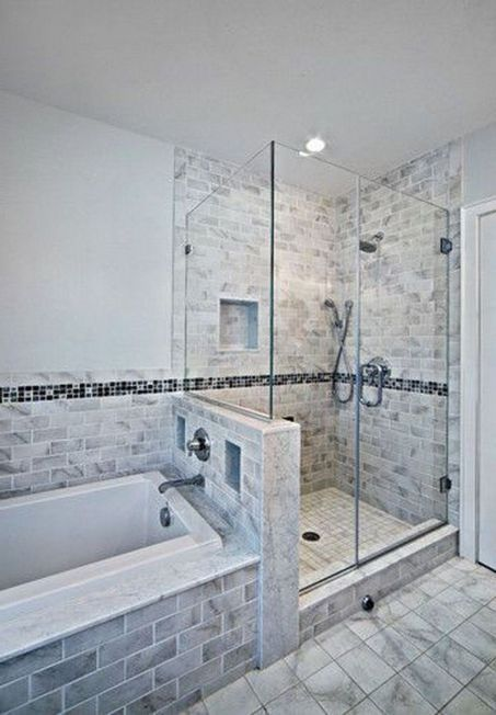 30 Best Small Master Bedroom Remodel Ideas Banheiro Pequeno Banheiros Escuros Banheiros Incriveis