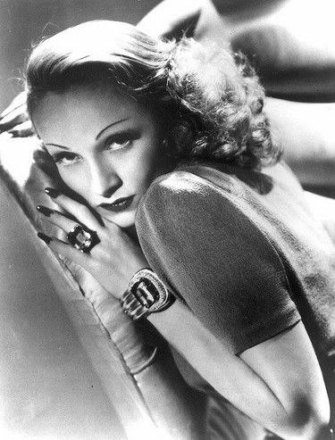 The fabulous and sassy Marlene Dietrich