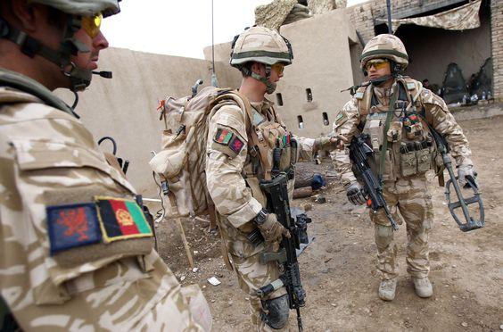 Lutte contre Daesh : des soldats britanniques en Tunisie pour sécuriser la frontière avec la Libye https://t.co/HusENULirh #nouvelles