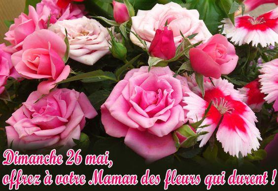 Toutes les mamans aiment les fleurs !