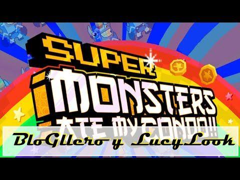 Gameplay Super Monsters ate my condo para iPad I Gameplay en pareja I BloGllero y LucyLook - YouTube
