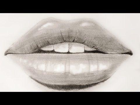 Comment dessiner une bouche r aliste youtube dessin pinterest montres youtubers et comment - Comment deboucher une oreille bouchee par l eau ...