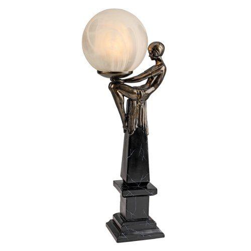 Design Toscano Goddess of the Stars Art Deco Illuminated Sculpture Design Toscano http://smile.amazon.com/dp/B005EIX000/ref=cm_sw_r_pi_dp_prnkwb10MPY8T
