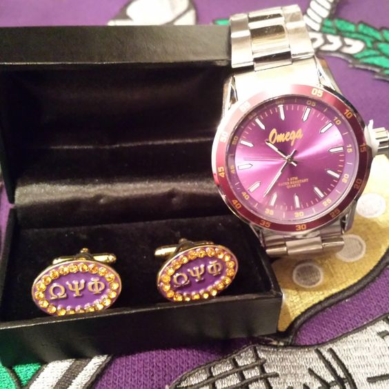 OMEGA PSI PHI WATCH