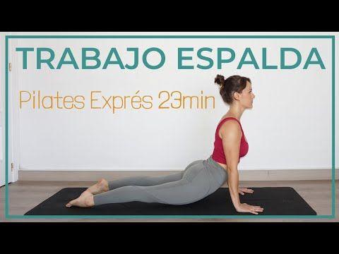 Maria Plaza Carrasco Youtube Ejercicios Lumbares Ejercicios Ejercicios Espalda