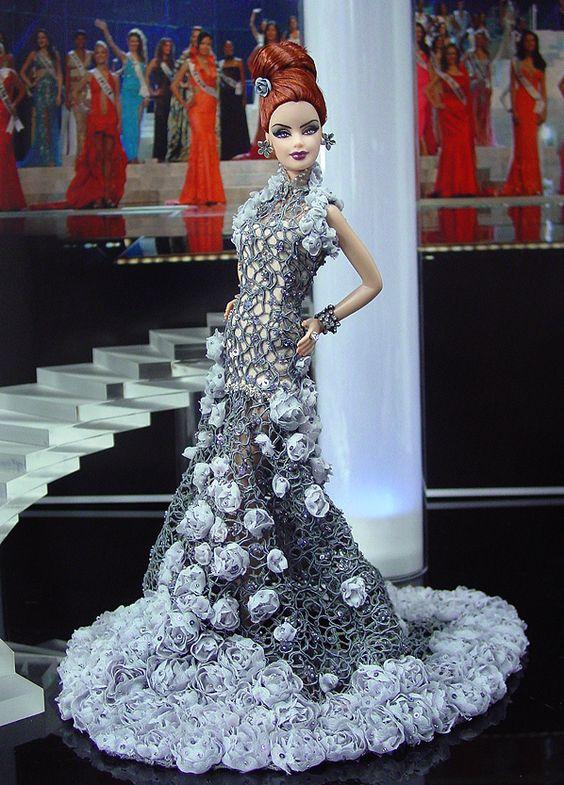 Miss Texas Barbie Doll 2011: