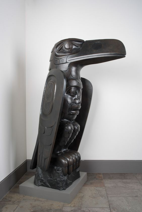 Quot Raven Quot Limited Edition Bronze Sculpture Cast From The