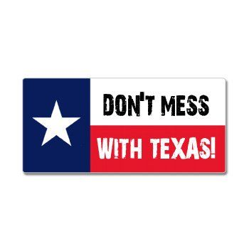 "Don't Mess With Texas - a slogan used on a campaign to reduce littering by Texas Department of Transportation. The campaign reduced litter on Texas highways roughly 72% between 1986 and 1990 and become a statewide cultural icon. The phrase has become ""an identity statement, a declaration of Texas swagger."" ""Don't Mess with Texas"" is also the official motto of the Virginia-class submarine USS Texas."