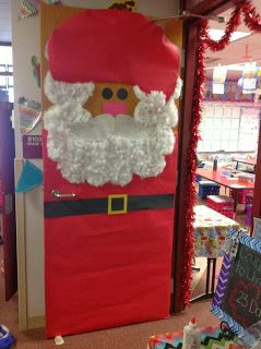 Nursing homes doors and christmas on pinterest for Nursing home door decorations