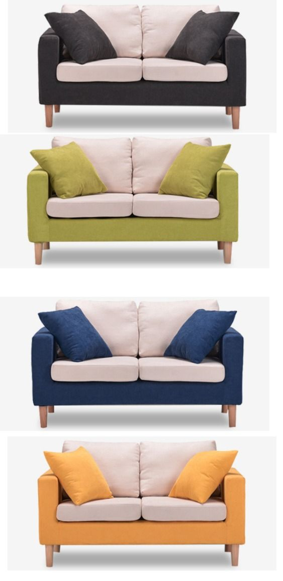2 Seater Sofas And Small Sofas Comfy Sofa Chair 2 Seater Sofa Couches Living Room Comfy