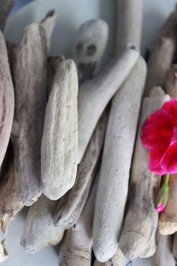 Chubby Driftwood recto piezas decoración de la por ElaLakeDesign
