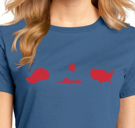 Captain America Women's Vintage Soft Tshirt by HeyThatsSuper, $18.00