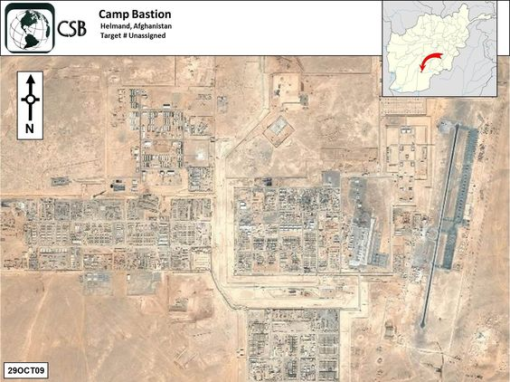 Directions from camp bastion afghanistan to SHAWQAT