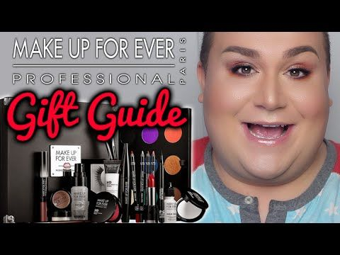 GIFT GUIDE  MAKE UP FOR EVER