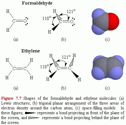 Bond Angles and the Shapes of Molecules Organic Chemistry - molecular geometry chart