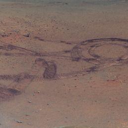 Imagen de Marte de la Opportunity.