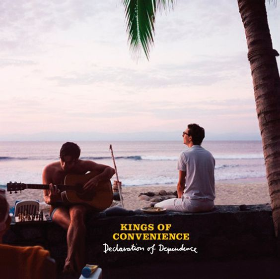 "Kings of Convenience ""Declaration of Dependence"" (2009)"