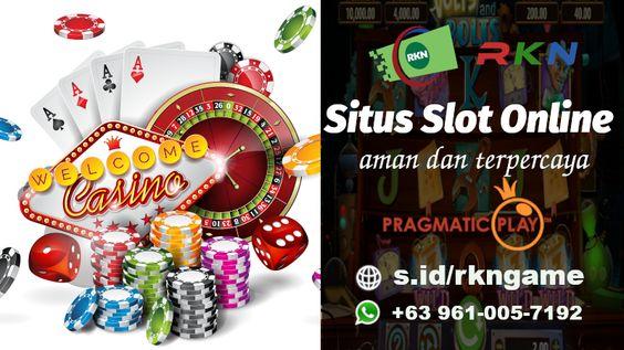 RKN Situs Slot Gampang Menang