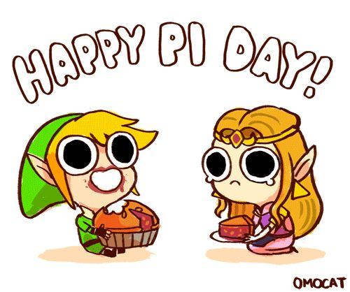 happy pi day! thanks for watching my livestream! :)