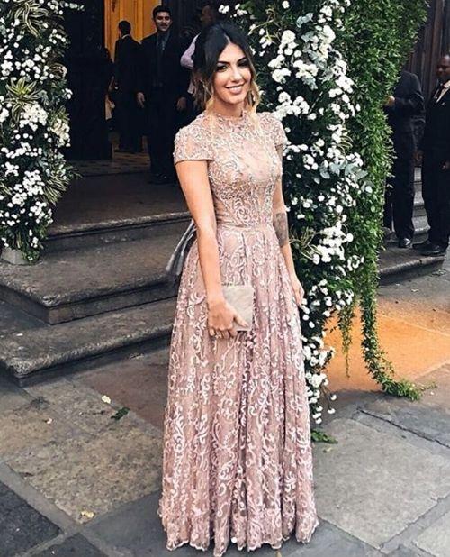 Os Mais Curtidos Da Semana 22 Vestidos De Gala Vestido