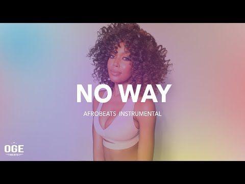 Afrobeat x Dancehall Instrumental 2018 | No Way | Afro pop