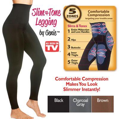 Leg Slimming Leggings