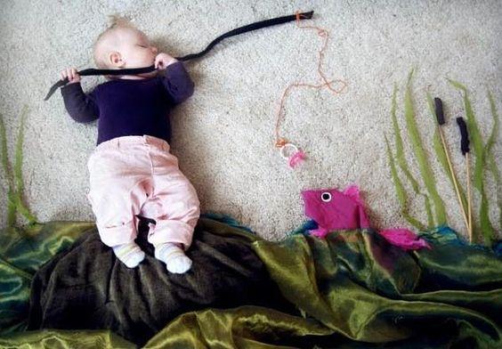 Adele Enersen, When my baby dreams: