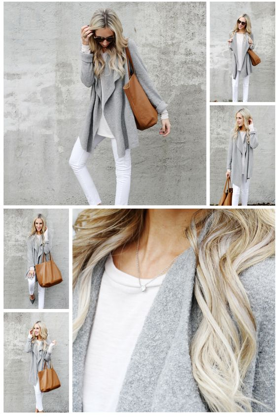 winter white, grey, neutrals, feminine fashion, loft, ann taylor loft, #loveloft, how to wear winter white, winter fashion, neutral fashion, fashion blogger