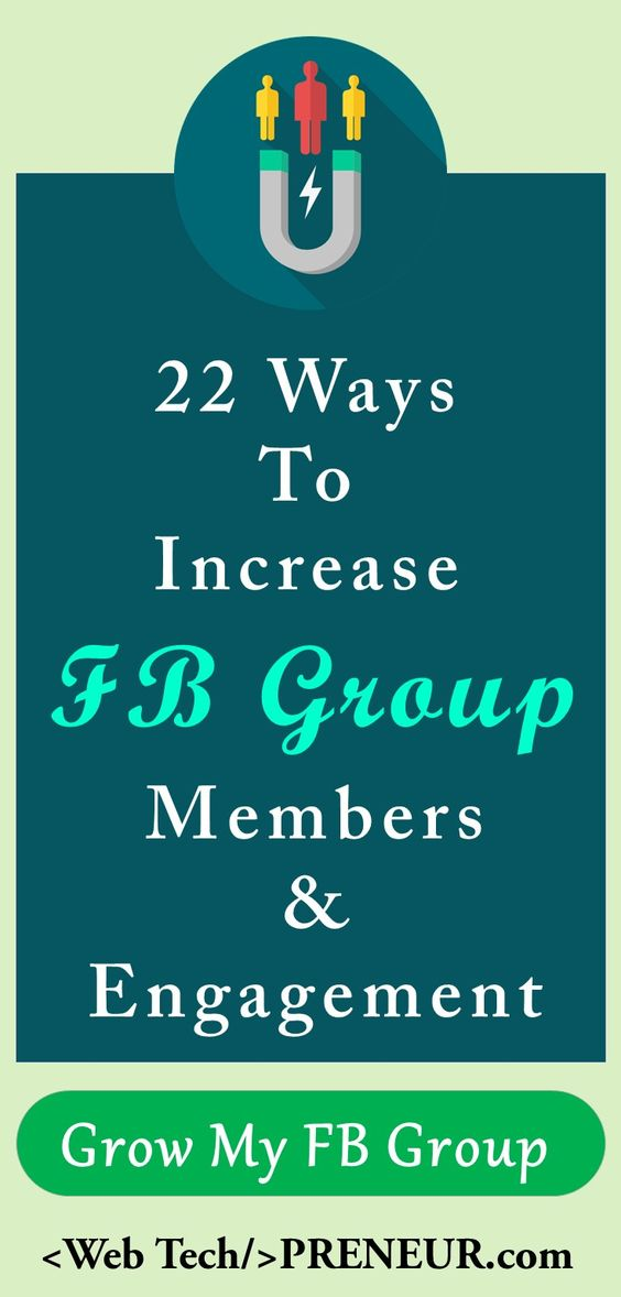 22 Ways to Get More Members in FaceBook Group & Increase Engagement