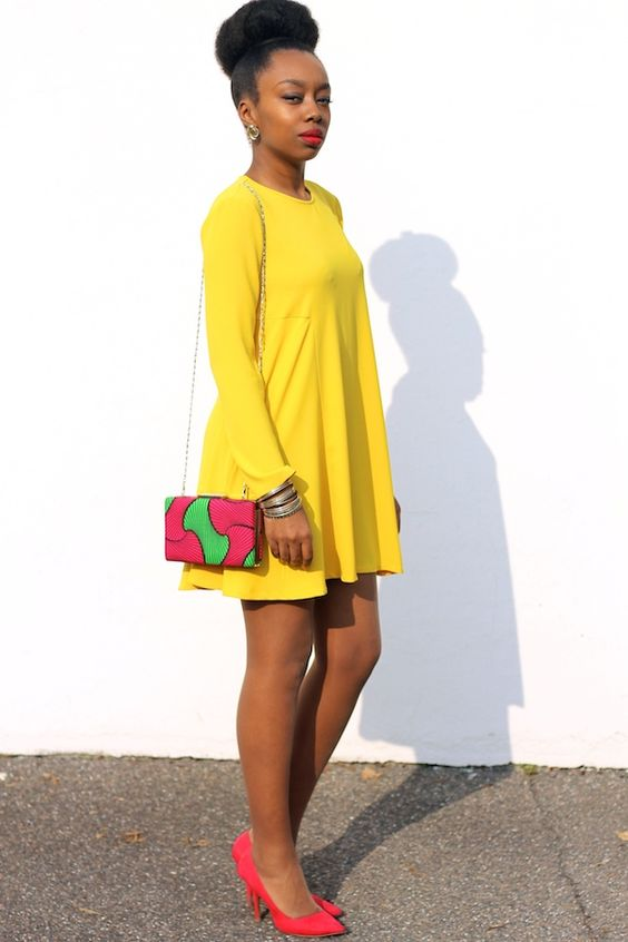 Fatou fr Paris ~ Fashion Bombshell of the Day