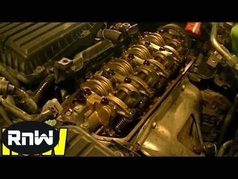 Honda Civic 1 7l Valve Cover Gasket Replacement Youtube Here Is A Video On How To Replace The Valve Cover Gasket On A 2005 Valve Cover Honda Civic Civic