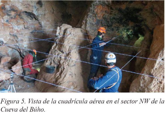 Cueva del Buho Ibdes  Figura5