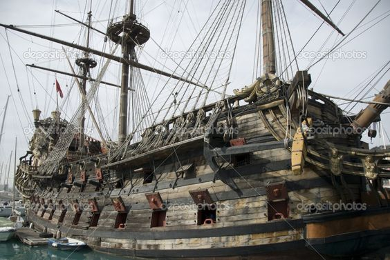 Blackbeard was a real pirate, and his ship Queen Anne's Revenge was found off the coast of North Carolina in 1996. Description from pinterest.com. I searched for this on bing.com/images