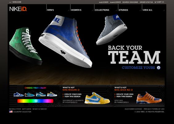 create your own shoe nike