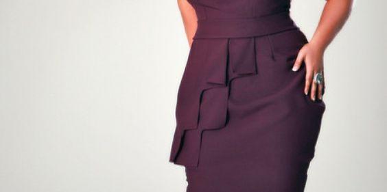 Moda para gorditas: Cómo vestir para una cena de graduación