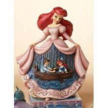 Disney Figurines, Disney Little Mermaid Ariel Figurines | Orlando Inside