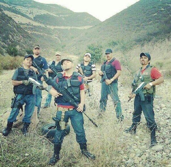 Cartel De Sinaloa Los Antrax