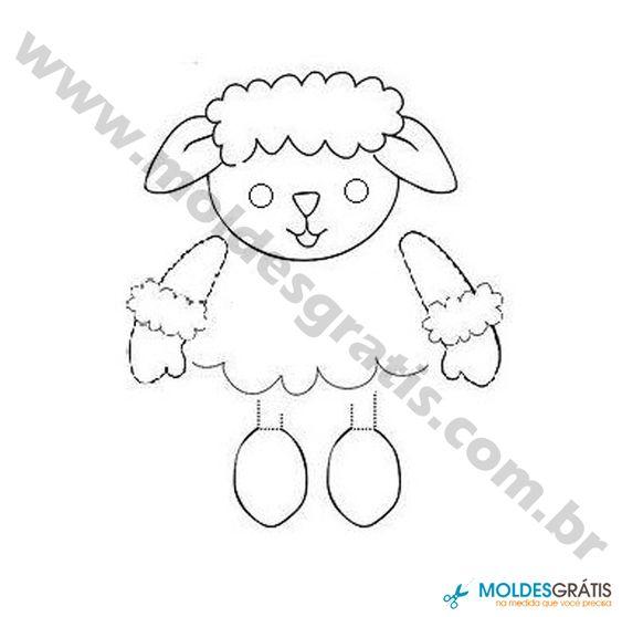 ovelha, animais