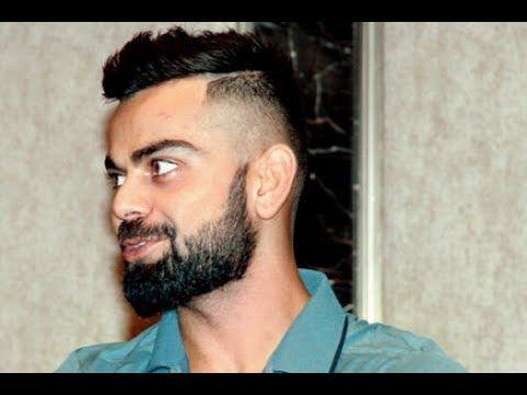 Virat Kohli Hair Style