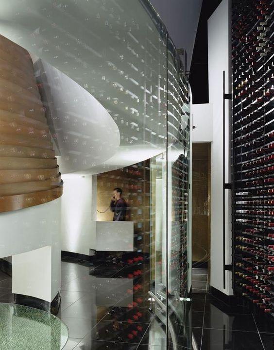 Restaurant Interior Design | Lutece | Las Vegas | Morphosis