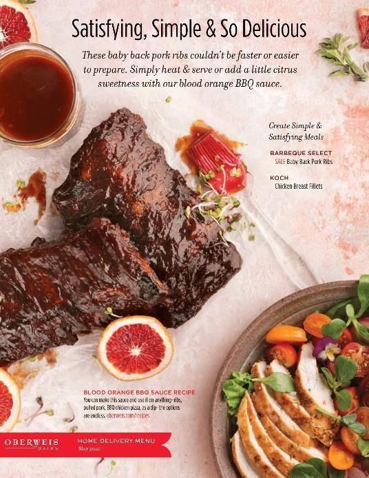 Barbeque Select Ribs Koch Chicken Fillets Pork Ribs Orange Bbq Sauce Recipe Baby Back Pork Ribs
